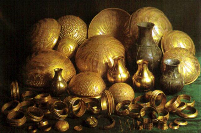 4000 a.C. EDAD DE COBRE