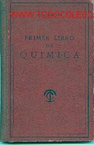 1610 d.C.- PRIMER LIBRO DE QUIMICA