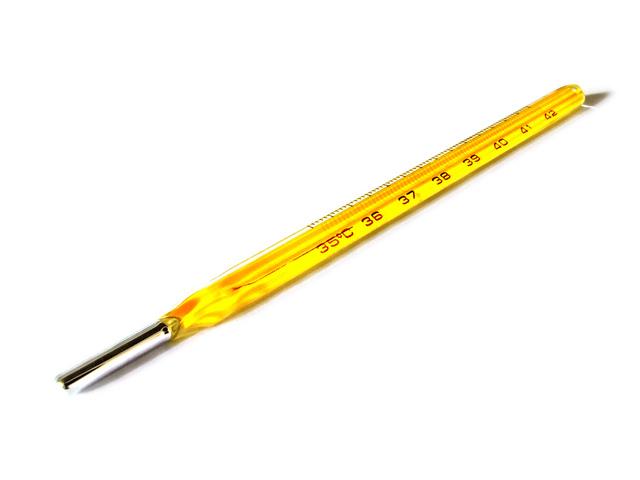 Se inventan los primeros termometros
