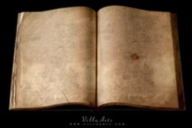 Se escribe el primer libro de química
