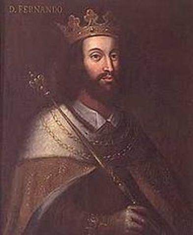 1910 Es derrocado el rey de portugal, Manuel II
