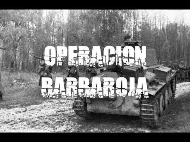 1941 Operación Barbarroja