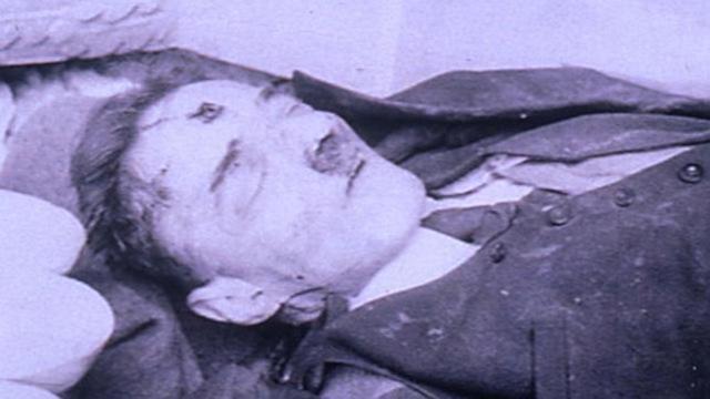 1945 muerte de hitler