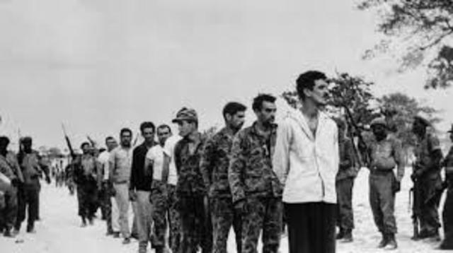 1961 Invasión de Bahía de Cochinos