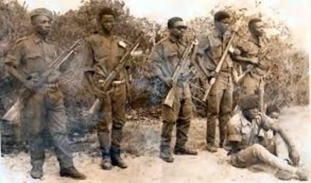 1977-1992 Guerra Civil Mozambiqueña