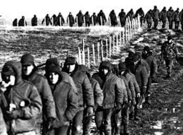 1982 Guerra de las Malvinas