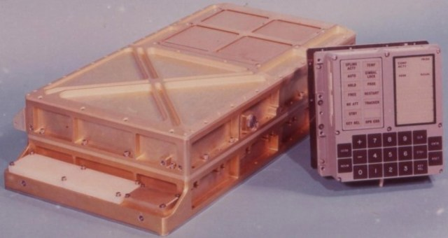 Apollo guidance computer