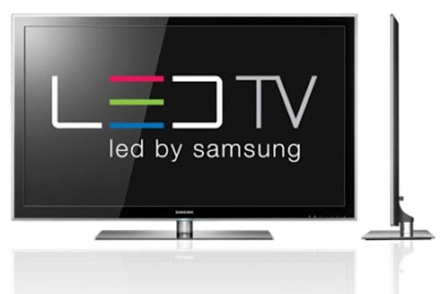 Surge la televisión LED