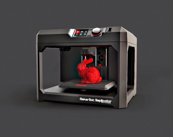 Surgen las impresoras 3D en departamento de ciencia e innovación tecnológica