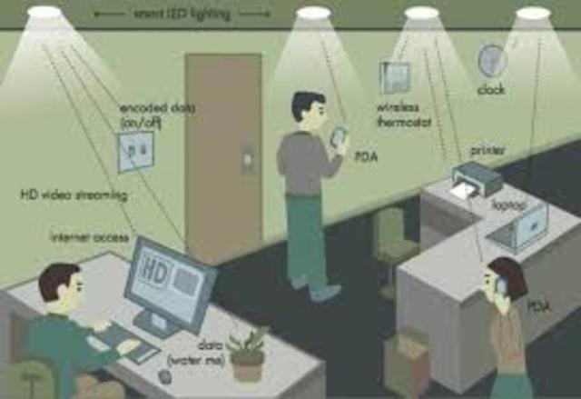 Creacion de Lifi, el nuevo Wifi