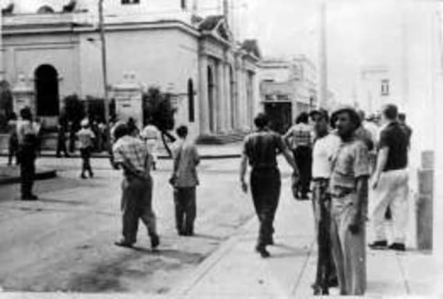 Levantamiento Armado Cubano