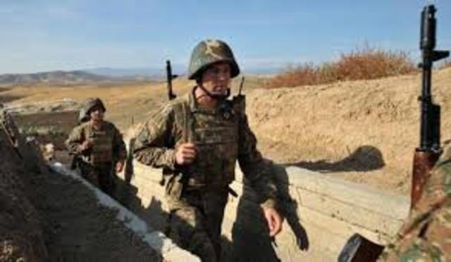 1988-1994 Guerra de Nagorno Karabaj