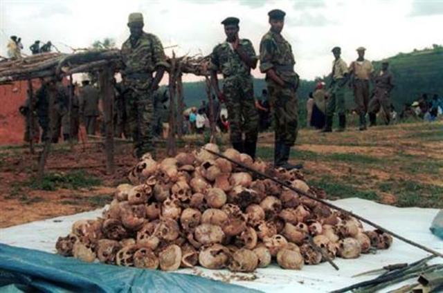 1990 Genocidio de Ruanda