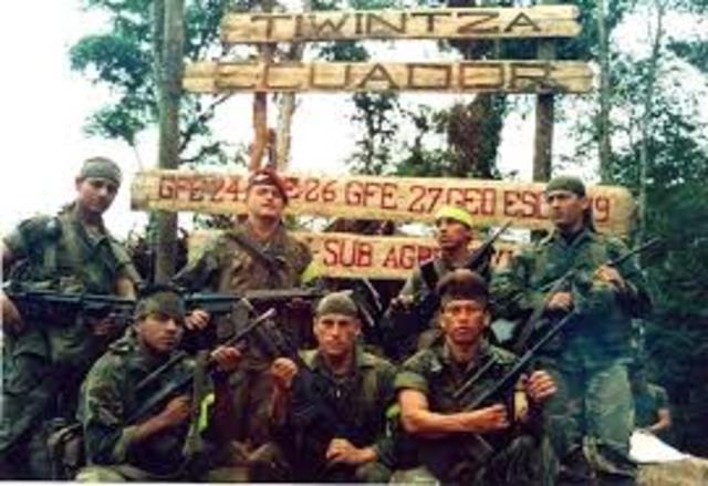 1995 Guerra del Cenepa