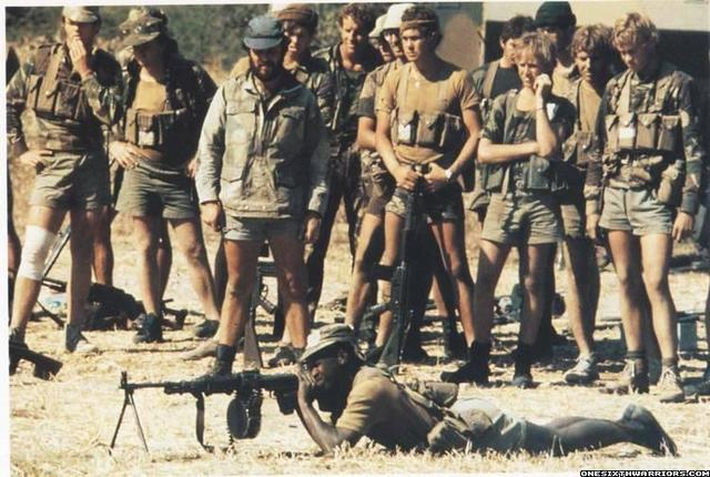 Guerra civil de Rodesia