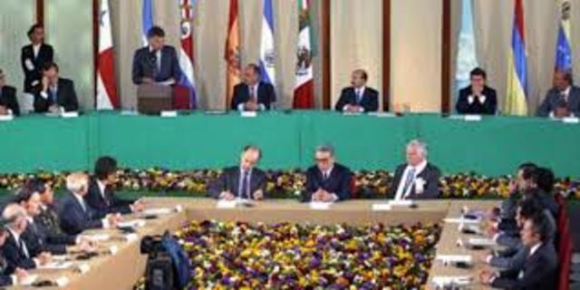 Acuerdo de Paz en Chapultepec