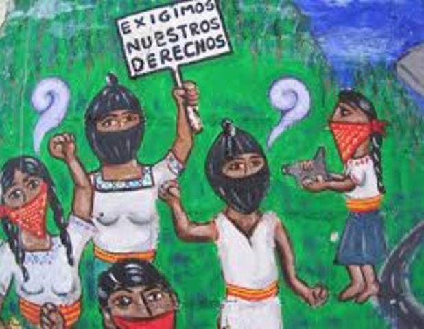 Derechos Indígenas en Mexico