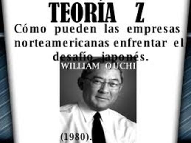 Wiliiam Ouchi