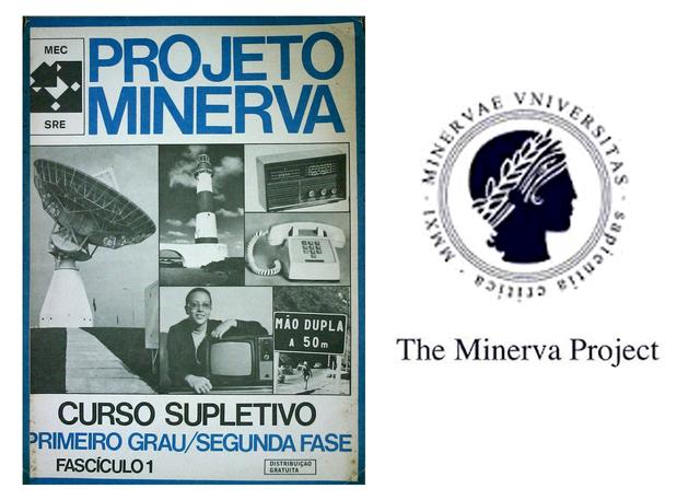 O Projeto Minerva