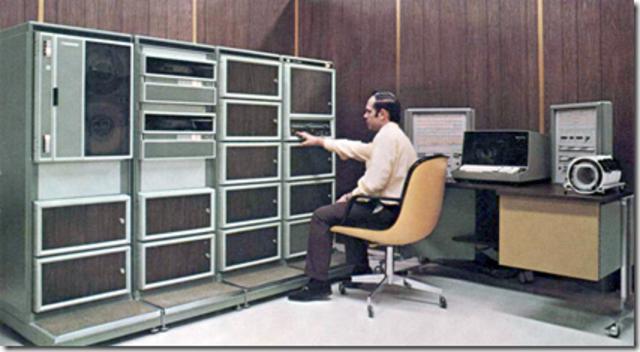 Mainframe HP 3000