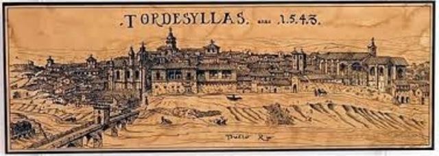 Perjanjian Tordesillas