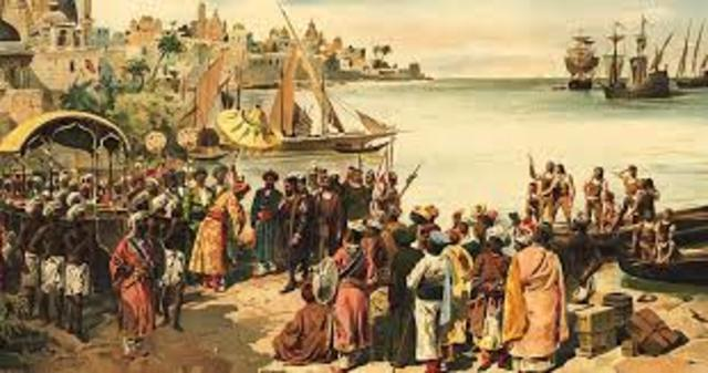 Kedatangan Bangsa Belanda di Banten