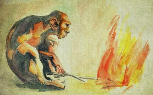 a.C. Descubrimiento del fuego