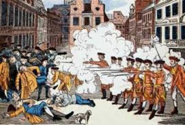 Bostons Massacre