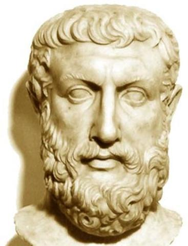 600 a.C. Anaximandro