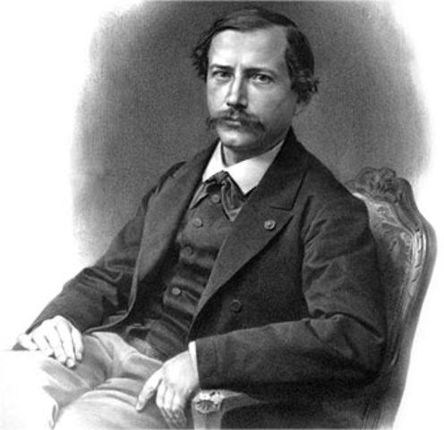 1885 d.C. Les origines de l'alchimie