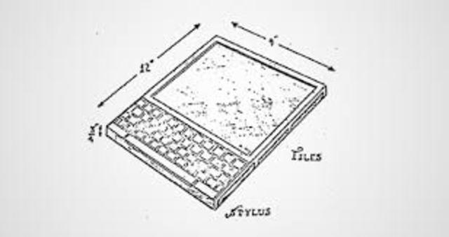 ORIGEN  primera tableta electronica  (Dyabook)