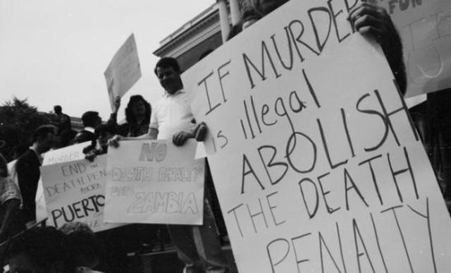 Death penaltie is gone
