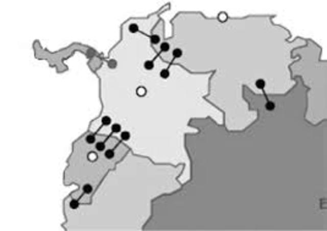 Esquema de TIE - Conexión eléctrica Binacional