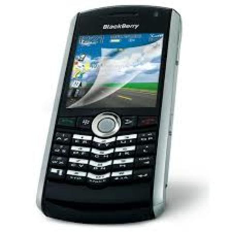 EVOLUCION telefonos celulares (blackberry pearl)