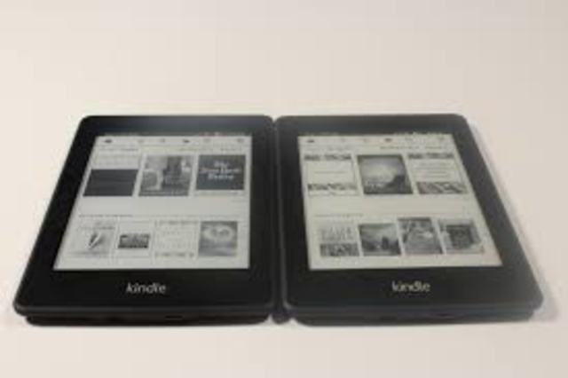 EVOLUCION tableta electronica (kindle)