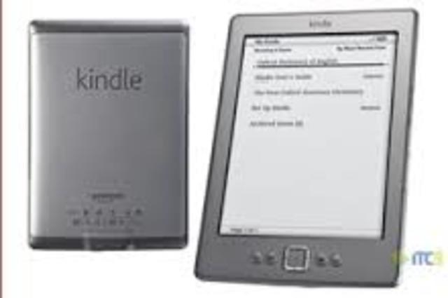 EVOLUCION Ebook (amazon kindle 4)