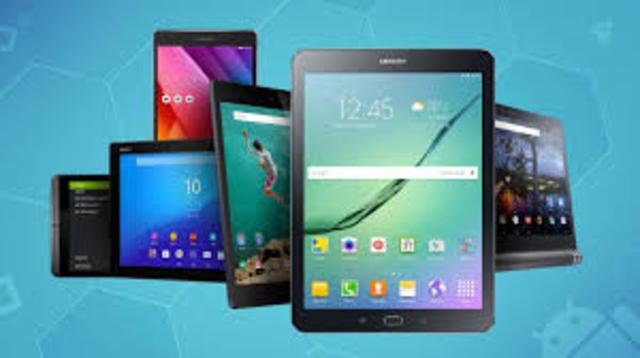 EN LA ACTUALIDAD  tabletas electronicas