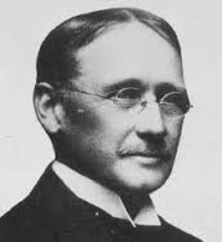 Frederick Winslow Taylor (administración científica) 1900