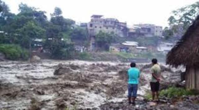 Eventos por inundaciones