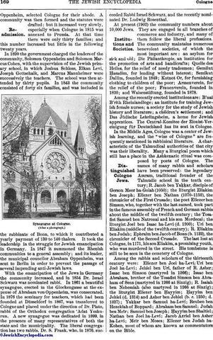 Cologne Massacre חורבן קהילת קלן