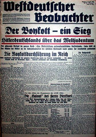 Cologne Jewish Lawyers humiliated