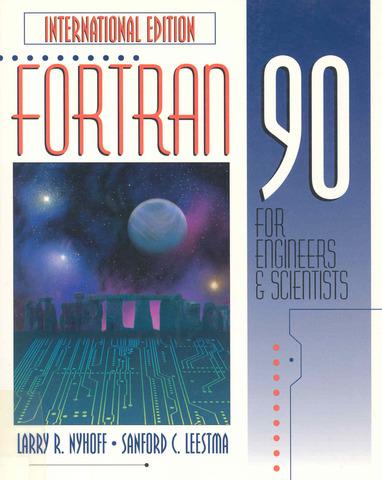 Fortran 90 / Fortran 8x