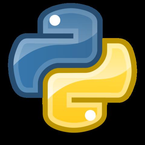 Aparición de python