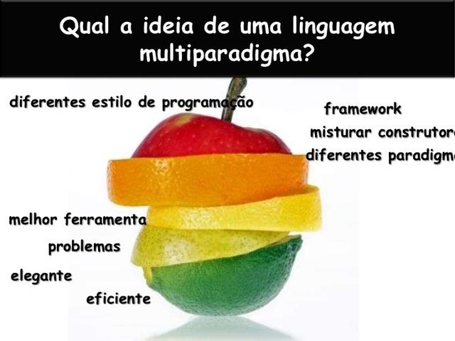 Programación Multiparadigma