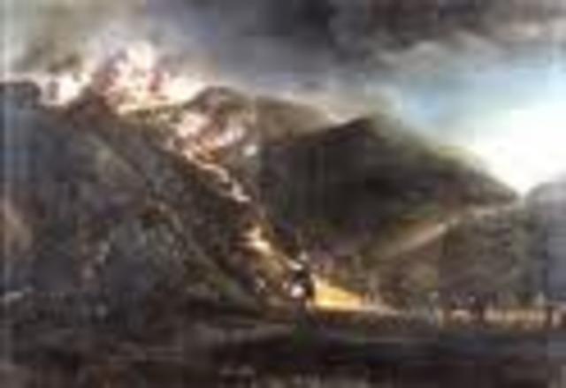 La batalla de la Cuchilla del Tambo sella el triunfo Espanolol.
