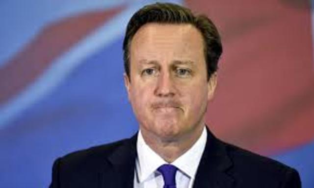 Cameron decides to leave