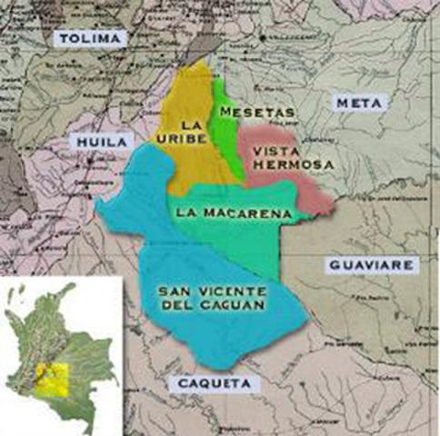 Presidente Andres Pastrana ofrece una zona de despeje