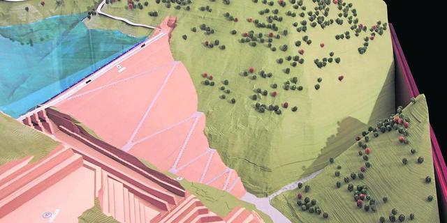 obras para construir Hidroituango