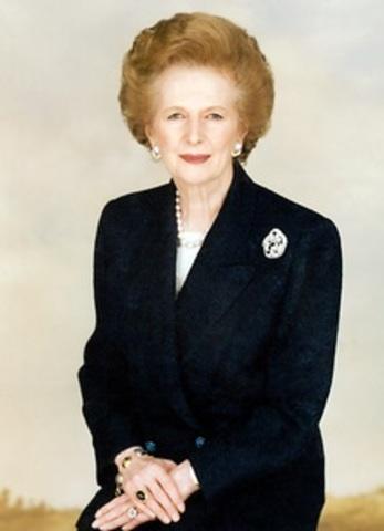 MARGARET THATCHER 1975-1979
