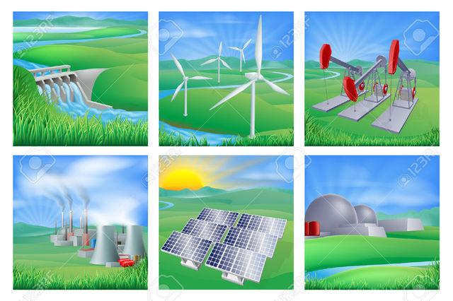 Porcentaje de uso de la energia